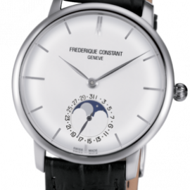 FREDERIQUE CONSTANT MANUFACTURE SLIMLINE MOONPHASE FC-705S4S6 Homme