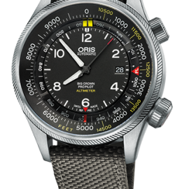 ORIS BIG CROWN PROPILOT ALTIMETRE 73377054134-0752317FC