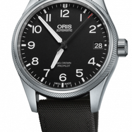 01 751 7697 4164 07 5 20 15FC Oris Big Crown ProPilot, 41,00 mm, Acier