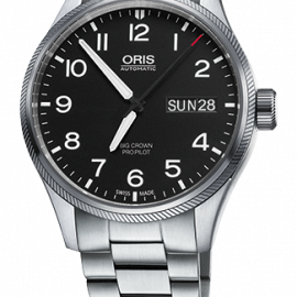 ORIS BIG CROWN PROPILOT DAY DATE 75276984164-0782219FC