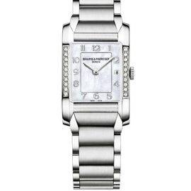 10051 HAMPTON BAUME ET MERCIER Diamants femme
