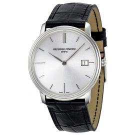 220NS4S6 Frederique Constant SlimLine date 37 mm