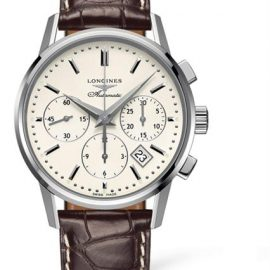 L27494722 HERITAGE COLLECTION LONGINES Chronographe
