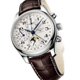 L26734783 Master Collection LONGINES Chronographe phase de lune