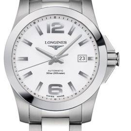 LONGINES CONQUEST L36764166 Homme