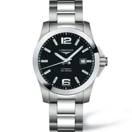LONGINES CONQUEST L36774586 Homme
