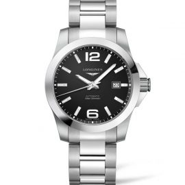 LONGINES CONQUEST L37774586 Homme