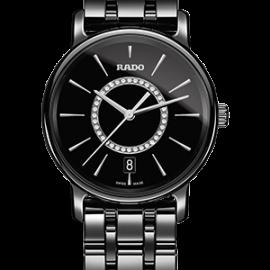 R14.063.737 RADO DIAMASTER Diamonds Femme