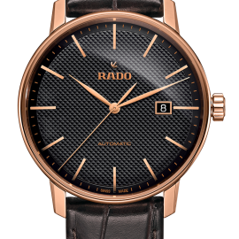 RADO COUPOLE CLASSIC R22877165 PVD couleur or rose
