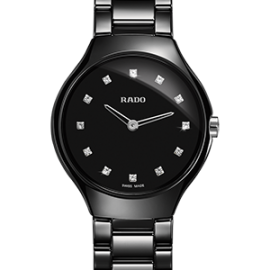 R27742732 RADO TRUE THINLINE Diamonds Femme