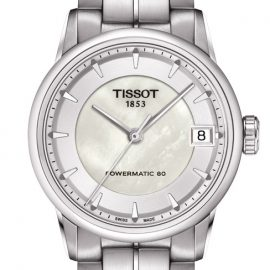 T086.207.11.111.00 TISSOT LUXURY POWERMATIC 80 LADY