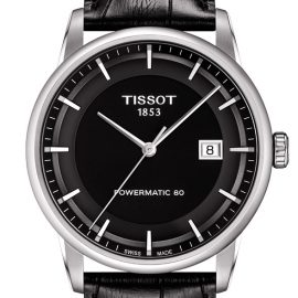 T086.407.16.051.00 TISSOT LUXURY POWERMATIC 80