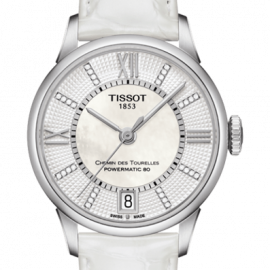 T0992071611600 TISSOT CHEMIN DES TOURELLES POWERMATIC 80 LADY