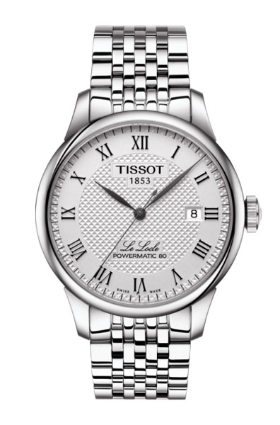 T0064071103300 TISSOT LE LOCLE POWERMATIC 80 AUTOMATIC