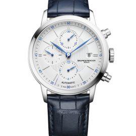 10330 Chronographe Classima Baume & Mercier Homme Ø 42 mm