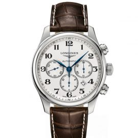 L2.859.4.78.3 LONGINES Master Collection Chronographe