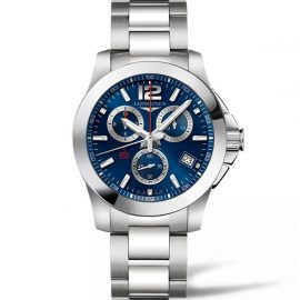L3.700.4.96.6 Chrono Conquest LONGINES