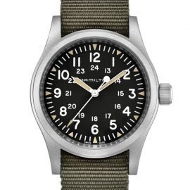 H69429931 HAMILTON Khaki Field Mechanical
