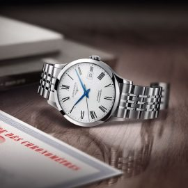 L2.821.4.11.6 Montre Longines Record