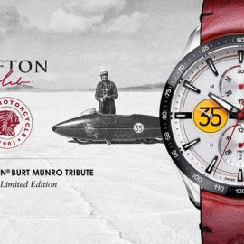 10404 Clifton Indian Baume et Mercier Limited edition