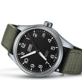 01 751 7697 4164-07 5 20 14FC ORIS Big Crown Propilot Date