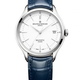 10398 BAUME et MERCIER Clifton BAUMATIC