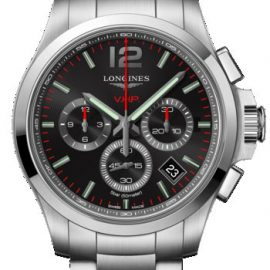 L3.717.4.56.6 Chrono LONGINES Conquest VHP L37174566
