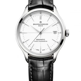 10518 BAUME et MERCIER Clifton BAUMATIC Cosc