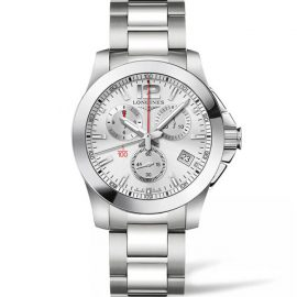 L3.700.4.76.6 LONGINES Chrono Conquest