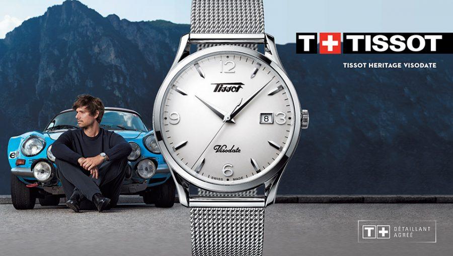 Montre Tissot revendeur officiel à Nice Bijouterie SIAUD