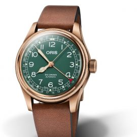 01 754 7741 3167-07 5 20 58BR Oris Big Crown Pointer Date 80th Anniversary Edition Bronze