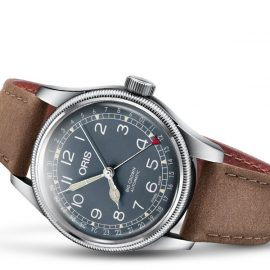 01 754 7741 4065-07 5 20 63 Oris Big Crown Pointer Date