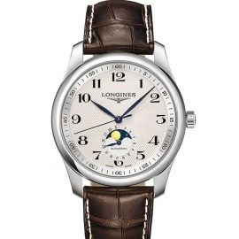L2.909.4.78.3 The Longines Master Collection phase de lune date