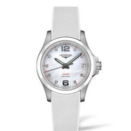 L33194879 Longines Conquest VHP Céramique lady