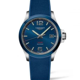 L3.729.4.96.9 LONGINES Conquest V.H.P. Céramic