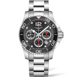 L3.783.4.56.6 Chronographe Longines Hydroconquest Céramic Automatique