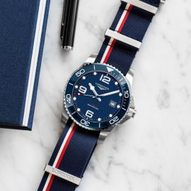 L3.781.4.98.6 LONGINES HydroConquest édition Exclusive France
