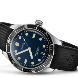 01 733 7707 4055-07 4 20 18 Oris Divers Sixty-Five 40 mm