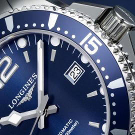 L37424966 Hydroconquest automatique LONGINES