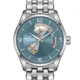 H32705142  JAZZMASTER OPEN HEART AUTO MONTRE AUTOMATIQUE