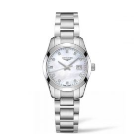 L2.286.4.87.6 Longines Conquest Classic Lady L22864876