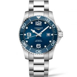 L3.781.4.96.6 LONGINES Hydroconquest Céramic bleu automatique