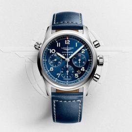 L3.820.4.93.0 Longines Spirit chronographe COSC