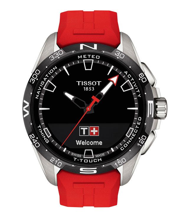 T1214204705101 TISSOT T-TOUCH CONNECT SOLAR