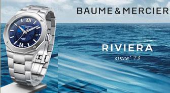 Baume et Mercier Riviera