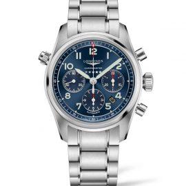 L3.820.4.93.6 Longines Spirit chronographe COSC